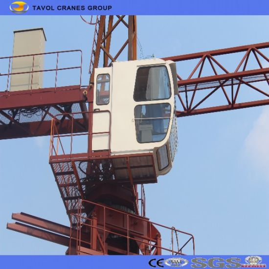 China Famous Qtz125 (6015) Building Tower Crane Suppliers pictures & photos