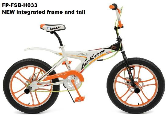"20"" Integrated Frame and Rear Hard Tail Freestyle Bike (FP-FSB-H033) pictures & photos"