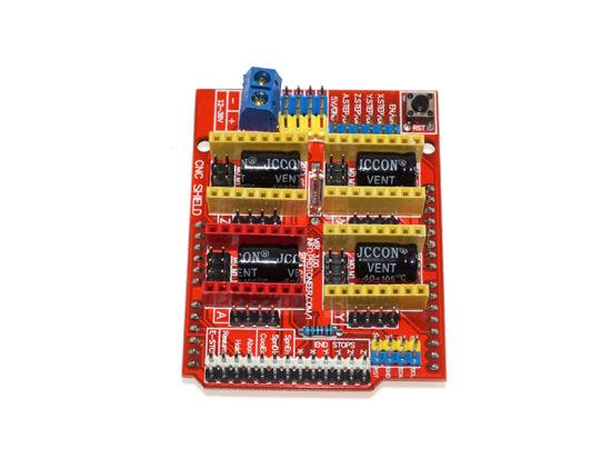 China 3D Printer CNC Shield V3 A4988 Driver Expansion Board