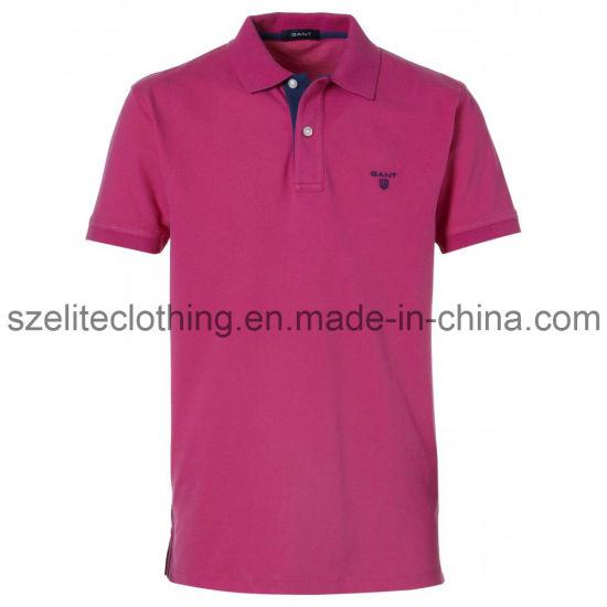 d05b0e18 China Customized Sports Plus Size Golf Shirts (ELTMPJ-89) - China ...