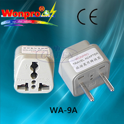 Universal Travel Adaptors --Socket, Plug (WA-9) pictures & photos