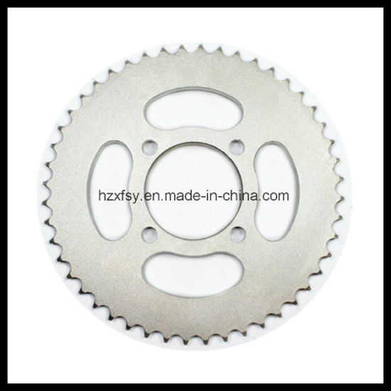 Durable Sprockets for Two Wheel Motorcycle pictures & photos