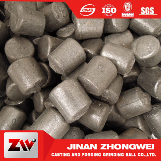 Grinding Balls and Grinding Cylpebs for Ball Mill pictures & photos