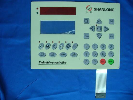 LED Graphic Overlay Membrane Panel Keyboard Keypad Switch