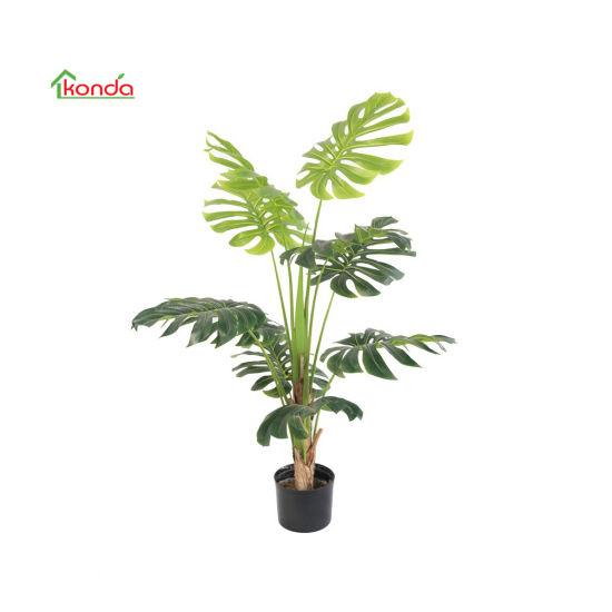 Good Quality Decorative Artificial Plastic Taro Plant Artificial Plants Indoor Decoration