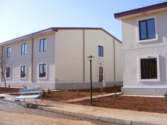 Steel Metal Prefabricated Apartment Buildings with Turnkey Solution pictures & photos