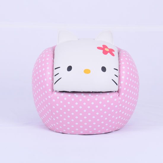hello kitty kids furniture. Hello Kitty Cat Children Sofa And Ottoman/Kids Furniture/Baby Products (SXBB-24) Kids Furniture R
