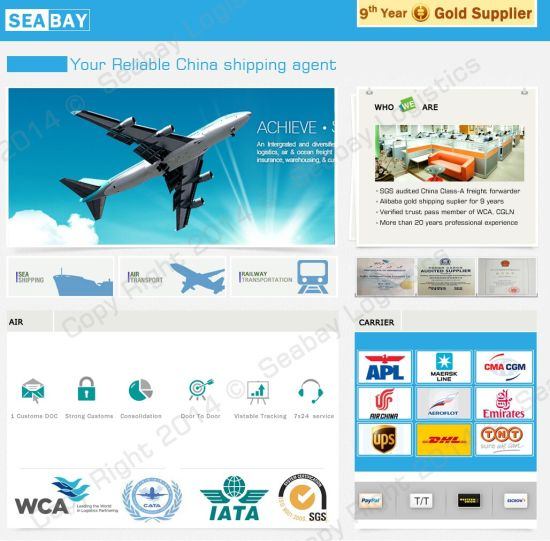 Promotional China Air Forwarder to Russia