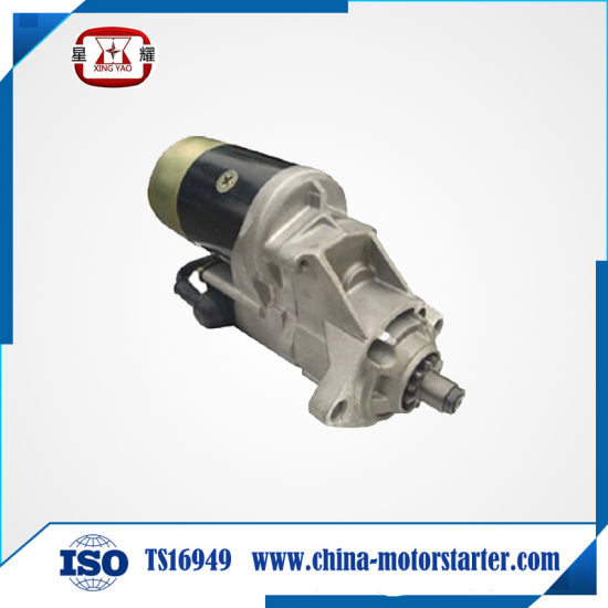 Heavy Truck Starter Motor for Toyota 2j Fdc Fd18 Engine