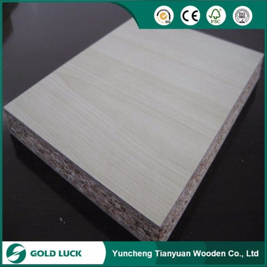 Waterproof Mr Glue Melamine Faced Chipboard For Furniture Pictures Photos