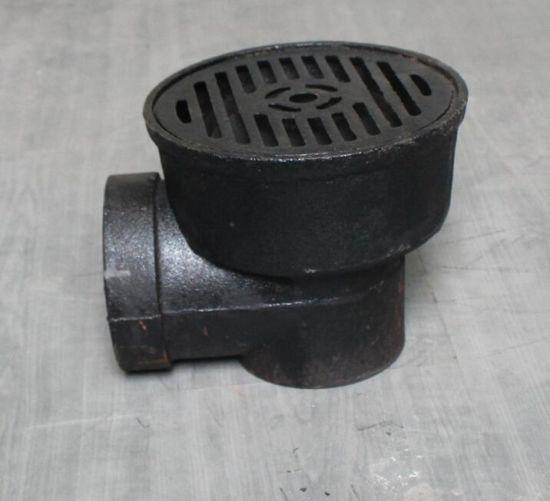 China Ductile Iron Casting Floor Drain Roof Drain - China