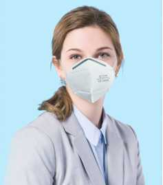 Breathable Face Masks FFP2 with High Quality Non-Woven Fabric