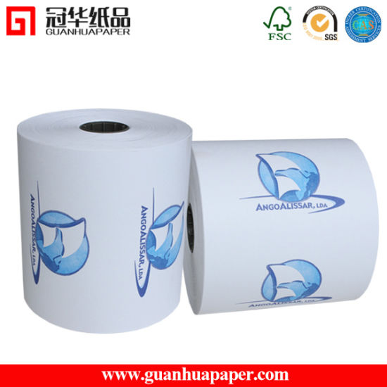 SGS 57mm Width Thermal Paper Roll pictures & photos