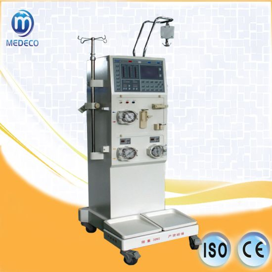Medical Equipment, Homedialysis Machine for Hospital Kidney Patient Disease Therapy Crrt Me3000A pictures & photos