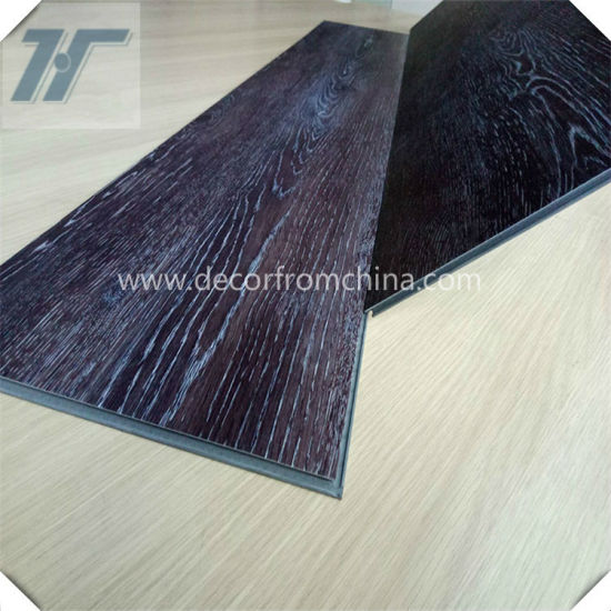 PVC Commercial Floor Laying Floor Vinyl Plank Floor PVC Floor pictures & photos
