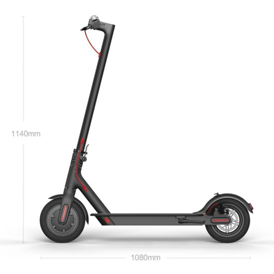 2020 Best Electric Scooter 8.5 Folding E-Scooter