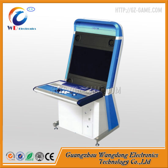 Arcade Cabinet Game Machine for Amusement Business pictures & photos