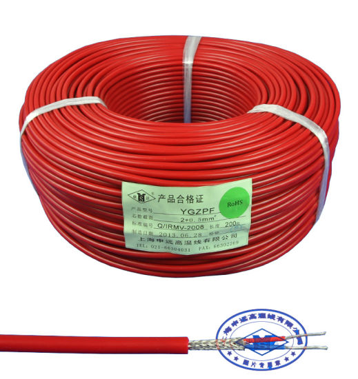 China Silicone Teflon Electric Wire and Cable Manufacturer - China ...