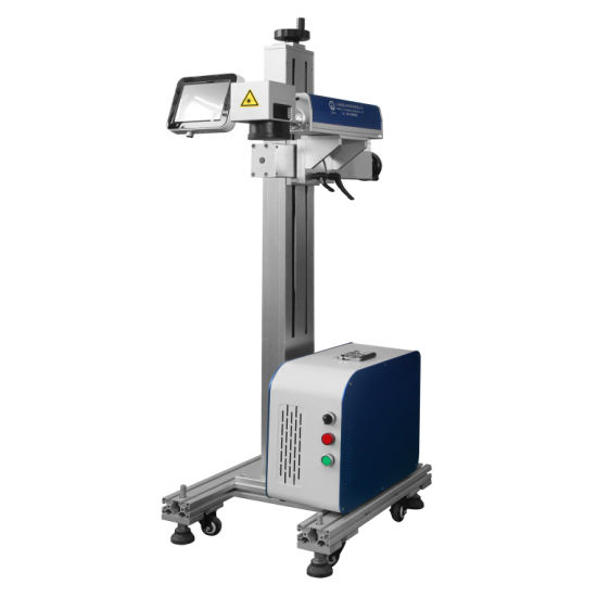 1064nm CO2 Laser Marking Machine with Glass Tube