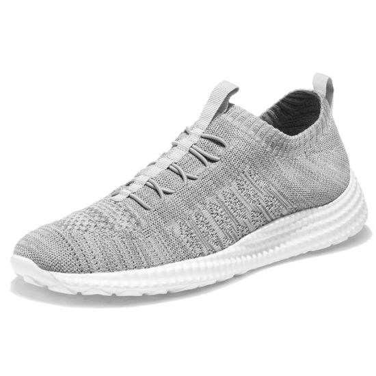 Top Quality Professional Flyknit Running Sport Shoes