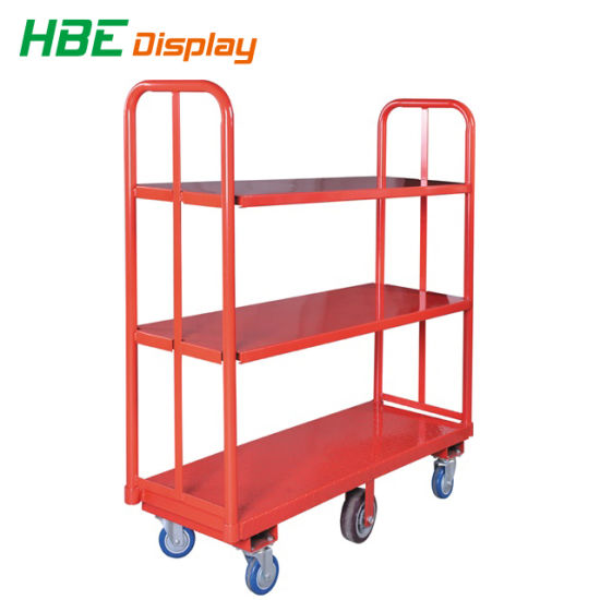 Foldable Warehouse Carry out Carts pictures & photos