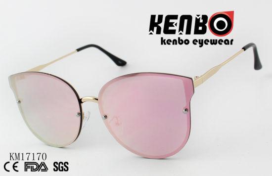 02089375a8f4 China Fashion Sunglasses with Multi-Color Mirror Coating Lens ...
