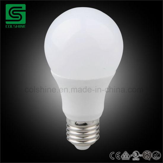 A60 7w High Efficiency Energy Saving Led Bulb Light