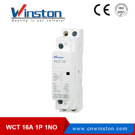Electrical Air Conditioner / Wct 16A Household Contactor