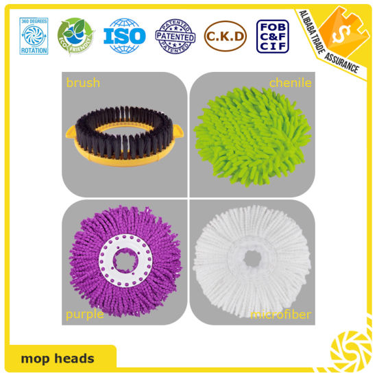 Top Quality and Cheap 360 Spin Tornado Mop pictures & photos
