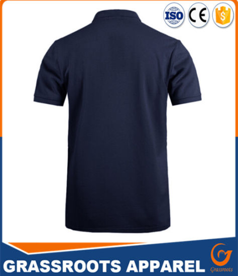 Cheap Price Factory Offer New Design Cotton Printing Embroidery Polo Shirt for Men pictures & photos