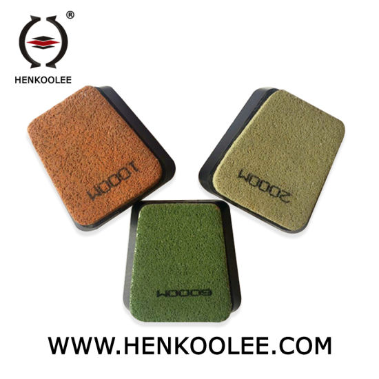 Diamond Flexible Abrasive Frankfurt Sponge Polishing Pad