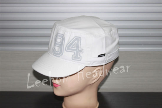 Print Fashion Custom Army Military Hat Cap pictures & photos