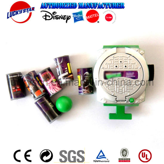 Watch Bowling Blaster Plastic Toy for Kid Promotion