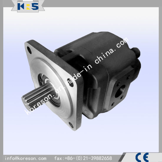 Cast Iron Pump SAE C Flang Bsp Ports Kbfp-G0