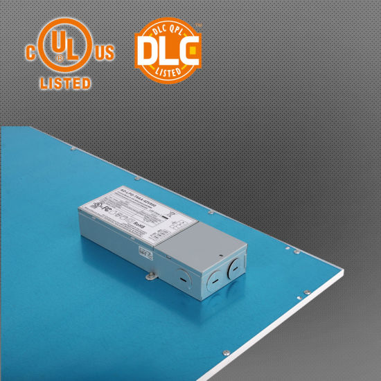 LED Panel Light 2X4 Foot Al Frame + PMMA LGP + PS Diffuser 50W