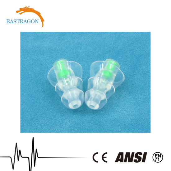 Hot Wholesale Noise High Quality DJ Silicone Ear Plug pictures & photos