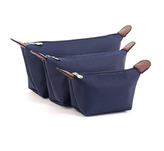 9ab08b1f0a Women′s Makeup Bag Cosmetic Bag Toiletry Bag Travel Make up Bag Beauty Bag  Organizer Pouch