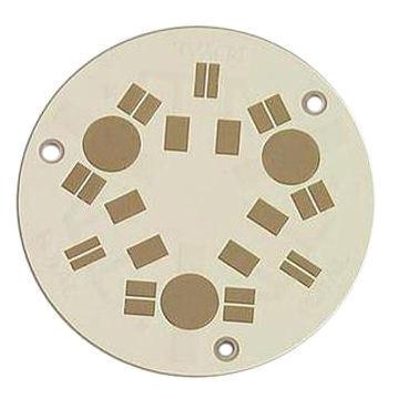 1 Layer Al2O3 Based Ceramic PCB Board PCB