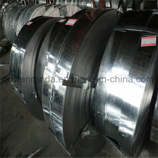 Thickness: 0.3-2.5 Mm Galvanized Steel Strip For making Pipe pictures & photos