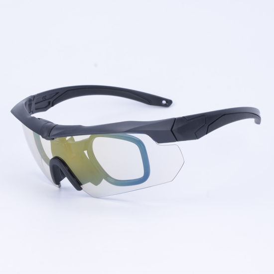 d99db46a29f3d Army Goggles Army Sunglasses Tactical Glasses Eyeshield for War Game  Airsoft Shooting