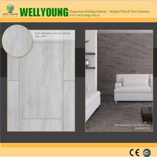 Best Selling PVC Floor Tiles for Waterproof Wall Tiles pictures & photos