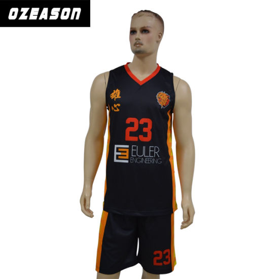 274599cd5 Latest Design Wholesale Cheap Sublimation Custom Reversible Basketball  Jerseys pictures   photos