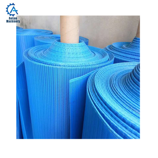 Paper Mill Dryer Section Polyester Spiral Dryer Fabric