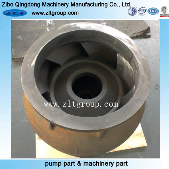 Carbon Steel /Stainless Steel Pump Bowl by Sand Casting