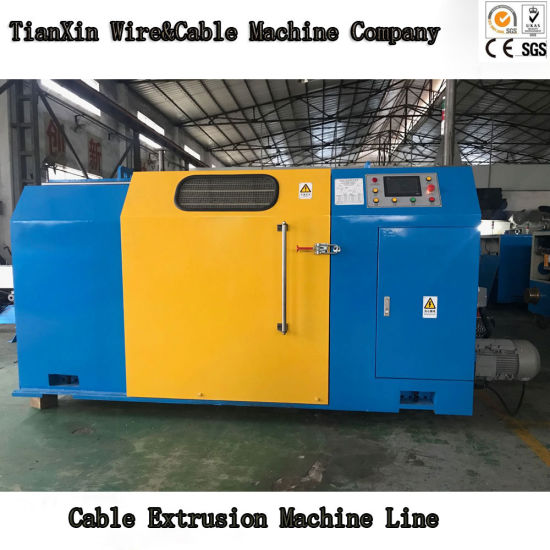 High Speed Twisting Stranding Bunching Machine for Copper Wire