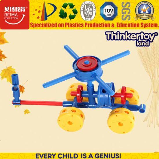 Wonderful Building Blocks Educational Toys Interesting Helicopter Series