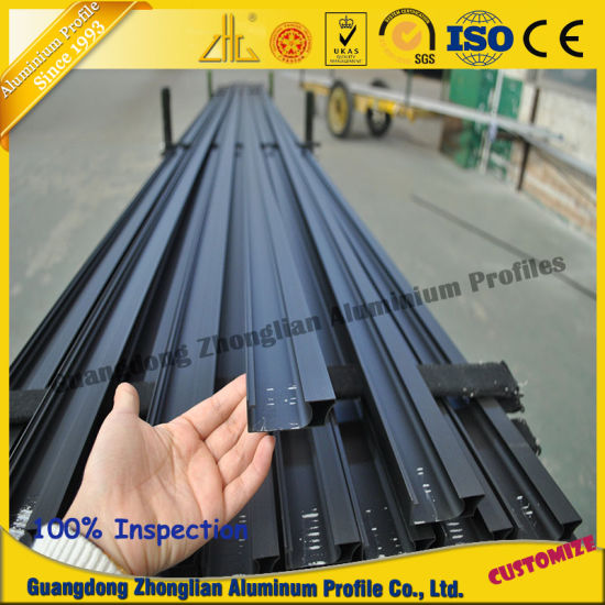 China Manufacturer Anodized Powder Coating Aluminium Profile Square Tube pictures & photos