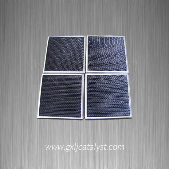 Metal Substrate Honeycomb Catalyst Substrate Rare Earth Catalyst pictures & photos