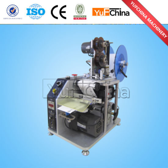 Digital Roll to Roll/Rotary Label Die Cutting Machine Price pictures & photos