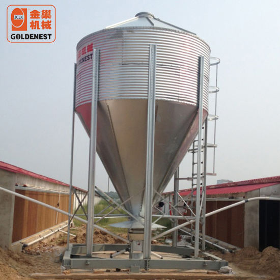 Complete Poultry Farm Equipment in Chincken House